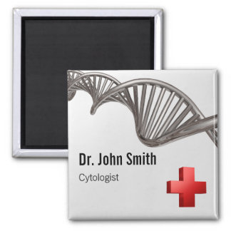 DNA Professional Medical Red Cross - Magnet