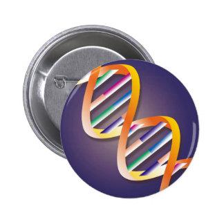 DNA Spotlight 6 Cm Round Badge