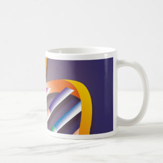 DNA Spotlight Coffee Mug