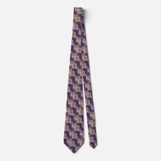 DNA Spotlight Tie