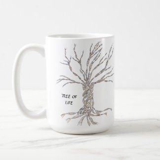 DNA TREE COFFEE MUG