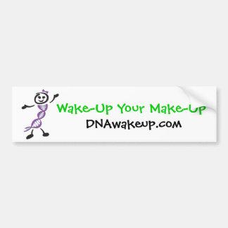 DNAwakeup Daphne Bumper Sticker