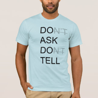 Do Ask T-Shirt