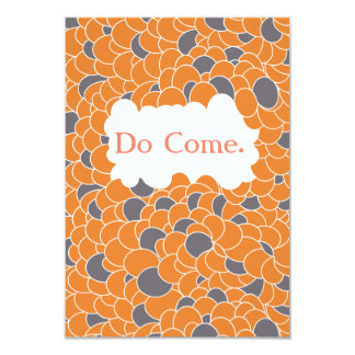 DO COME BRIGHT HAPPY by Slipperywindow Card