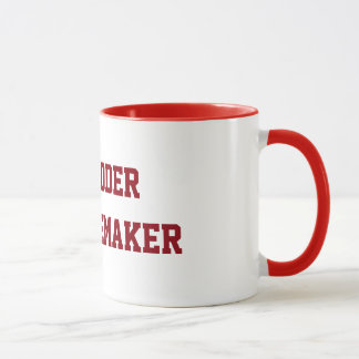 Do-Gooder Troublemaker Mug