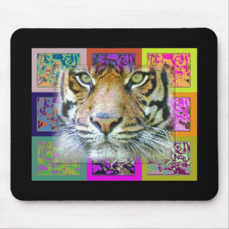 Do I really See a Tiger? Mouse Pad