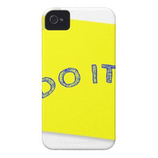 Do it! iPhone 4 case