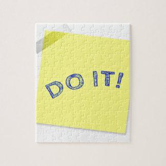 Do it! jigsaw puzzle