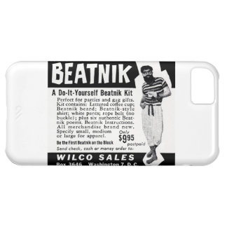 Do It Yourself Beatnik Kit iPhone 5C Case