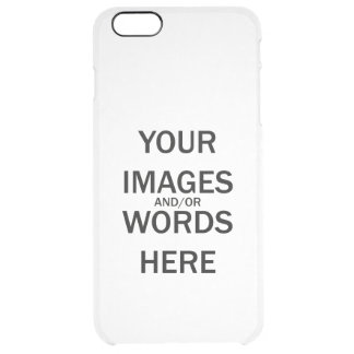 Do It Yourself - iPhone6/6s Plus Clear Case