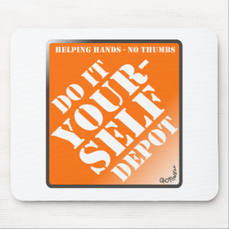Do It Yourself Mouse Pad