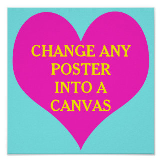 DO IT YOURSELF - Poster or Canvas