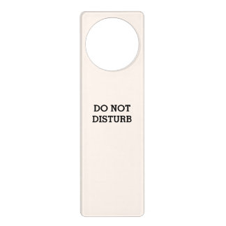 Do Not Disturb Sea Shell Door Hanger by Janz