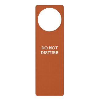 Do Not Disturb Sienna Door Hanger by Janz