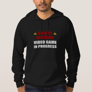 Do Not Disturb Video Game Hoodie