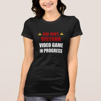 Do Not Disturb Video Game T-Shirt