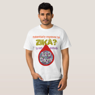 Do Not Donate 120 Days by RoseWrites T-Shirt