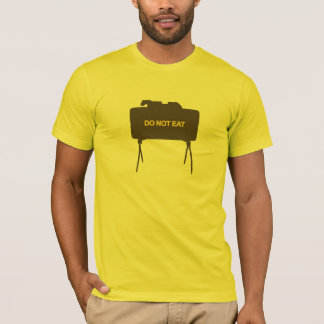 Do Not Eat Claymore T-Shirt