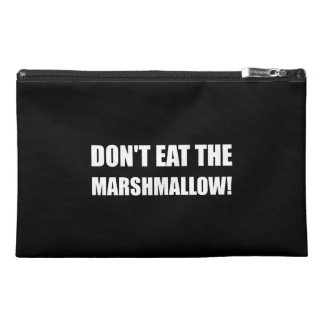 Do Not Eat Marshmallow Test Travel Accessory Bag