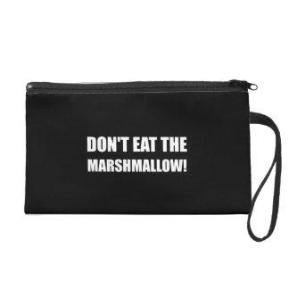 Do Not Eat Marshmallow Test Wristlet