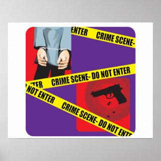 Do Not Enter Poster