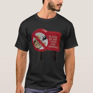 Do not feed the Dinosaur T-Shirt