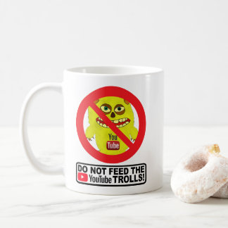 DO NOT FEED THE YOUTUBE TROLLS | Mug