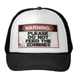 Do not Feed the Zombies T-shirts