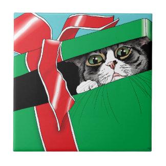 Do not Open till Christmas Tile