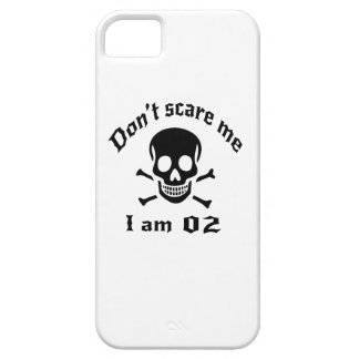 Do Not Scare Me I Am 02 Case For The iPhone 5