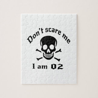 Do Not Scare Me I Am 02 Jigsaw Puzzle