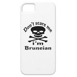 Do Not Scare Me I Am Bruneian iPhone 5 Case