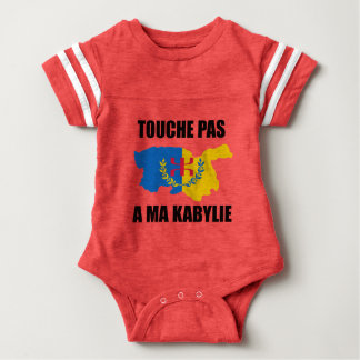 do not touch in my Kabylie Baby Bodysuit