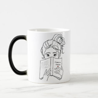 Do note Disturb in ' m reading Morphing Mug