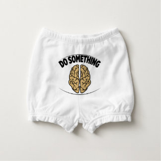DO SOMETHING NAPPY COVER