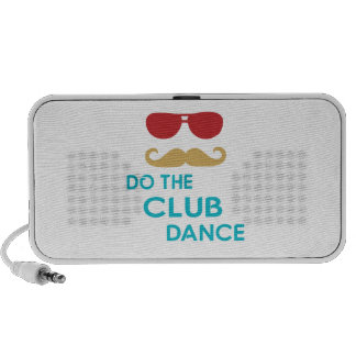 Do the Club Dance iPhone Speaker