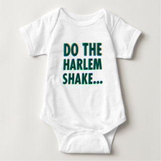 Do the Harlem Shake Baby Bodysuit