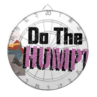 Do The Humpty Dartboard