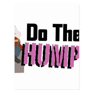 Do The Humpty Postcard