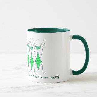 Do the Mantis Mug
