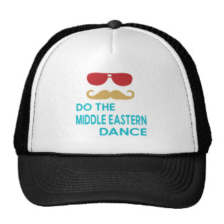 Do the Middle eastern Dance Hat
