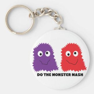 Do The Monster Mash Keychains