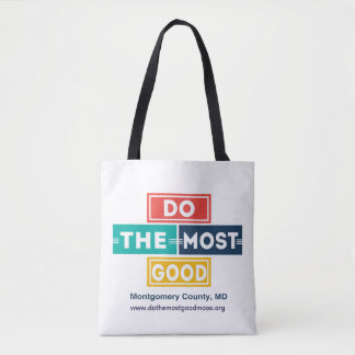 Do the Most Good Tote