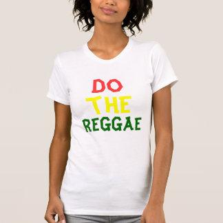 do the reggae tee shirts