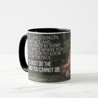 Do The Things You Cannot Mug