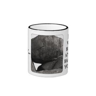Do the world a favor; get back under your rock ringer mug