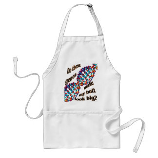 Do These Genes Make My Butt Look Big? Adult Apron