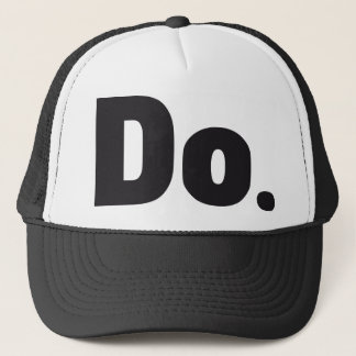 DO TRUCKER HAT