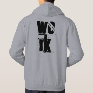 DO WORK front and back Hoodie