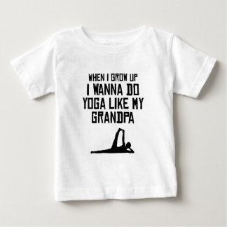Do Yoga Like My Grandpa T-shirt